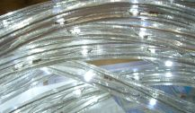 Klarer LED Schlauch