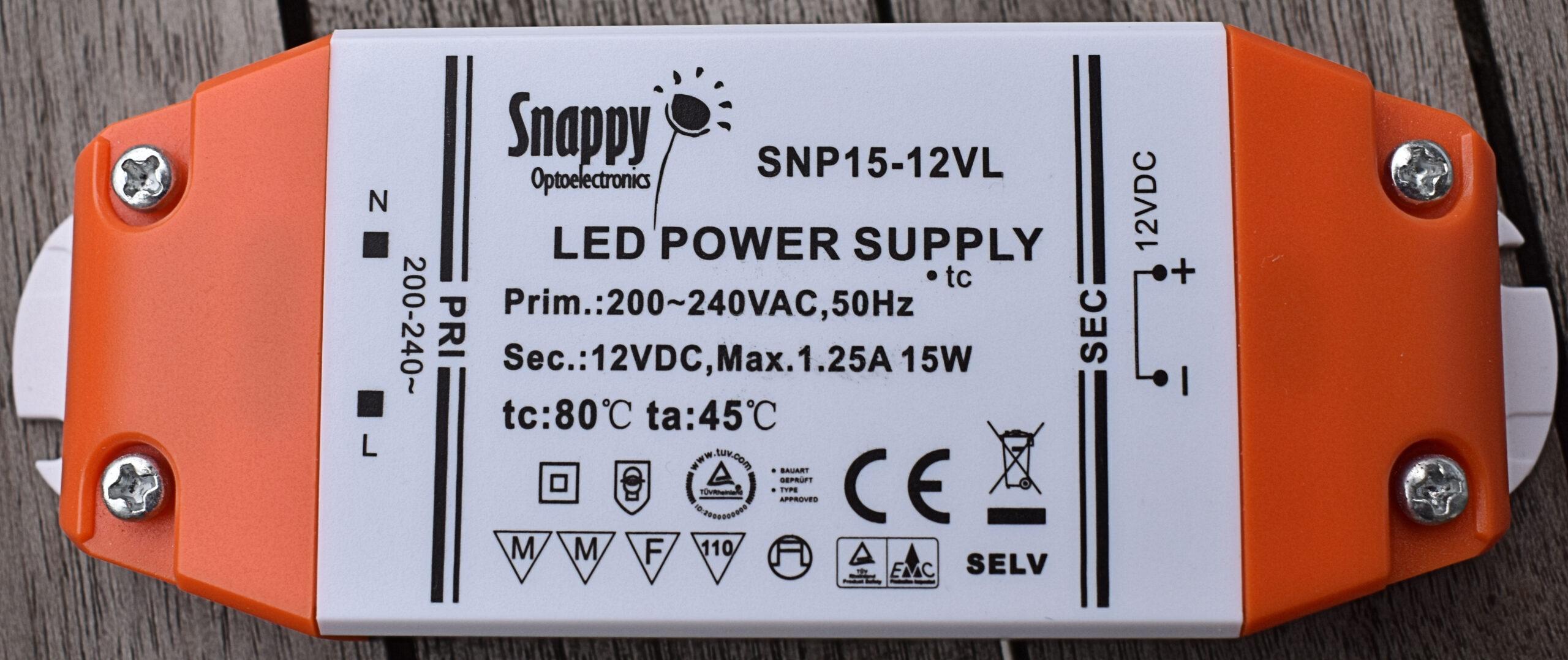 LED Treiber mit konstanter Spannung
