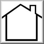 Geräte mit diesem Zeichen dürfen nur im Haus (trockene Umgebung) betrieben werden.