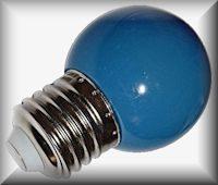 1 Watt 230V LED Lampe