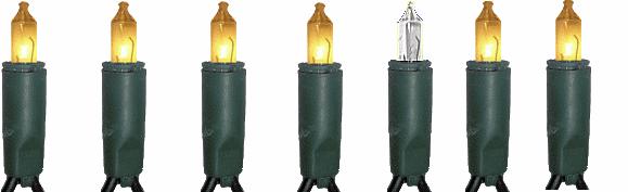 Lampe mit Überbrückungswiderstand ist defekt.