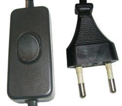 Stecker-Schalter